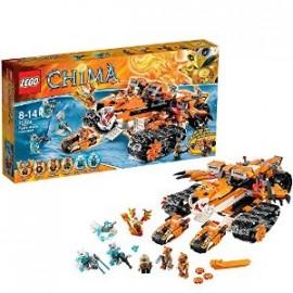 Lego Chima Tiger's Mobile Command