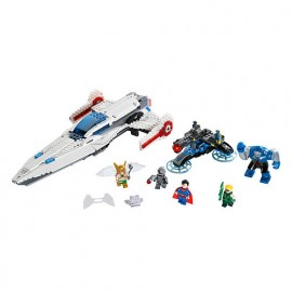 LEGO Darkseid Invasion 76028
