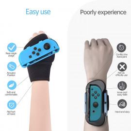 LeyuSmart Wrist Straps for Nintendo Switch Just Dance