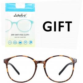 LifeArt Eyeglasses Anti-Fog Cleaning Cloths