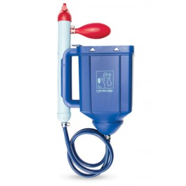 LifeStraw Mission Gravity Water Purifier