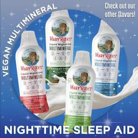 MaryRuth's Liquid Nighttime Multimineral