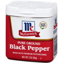 McCormick Classic Ground Black Pepper