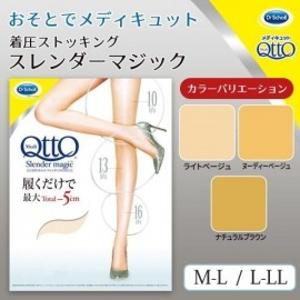 Medi QTTO pressure tights slender magic