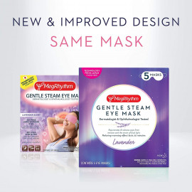 MegRhythm Gentle Steam Eye Mask