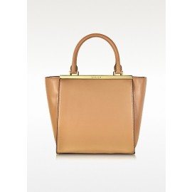 MICHAEL KORS Lana Leather Medium Tote