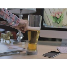 Mighty Mug Barware - Stop Spilling Drink