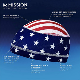 Mission Cooling Skull Cap