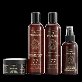 Moerie Ultimate Mineral Hair Growth Spray & Shampoo
