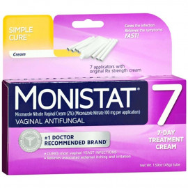 Monistat Yeast Infection Treatment