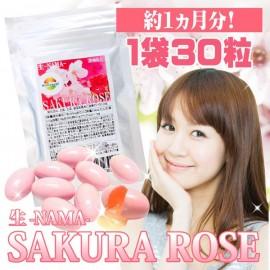 Nama Sakura Rose