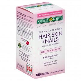 Nature's Bounty Hair, Skin and Nails