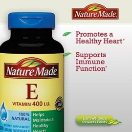 NatureMade Vitamin E