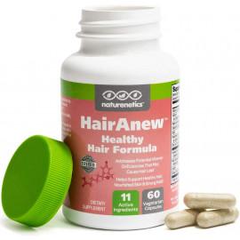 Naturenetics HairAnew Hair Growth Vitamins with Biotin