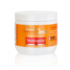 Neutrogena Rapid Clear Acne Face Pads