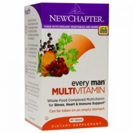New Chapter Every Man®'s One Daily Multi