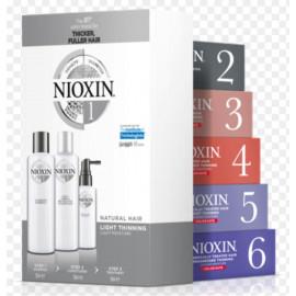 Nioxin Thicker Fuller Hair System