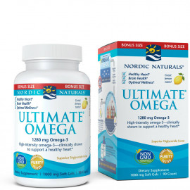 Nordic Naturals Ultimate Omega 3