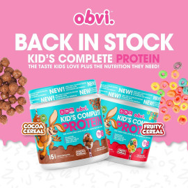 Obvi Kid's Complete Protein