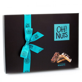 Oh Nuts Biscotti Cookie Gift Basket