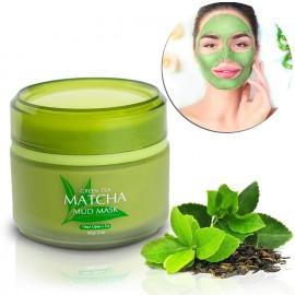 Once Upon A Tea - Green Tea Matcha Facial Mud Mask