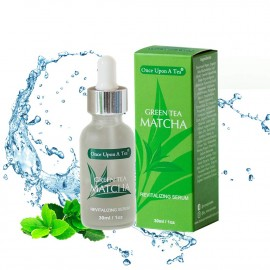 Once Upon A Tea - Green Tea Matcha Revitalizing Serum