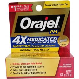 Orajel 4X for Toothache & Gum Pain