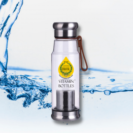Organic Greek Vitamin Bottles