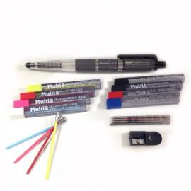 Pentel Multi 8 Color Pen set