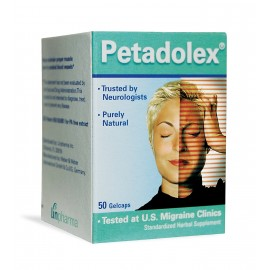 Petadolex - PA-free butterbur root extract