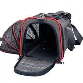 PetsFit Expandable Pet Carrier