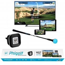 Phigolf WGT Edition - Golf Simulator for Living Room