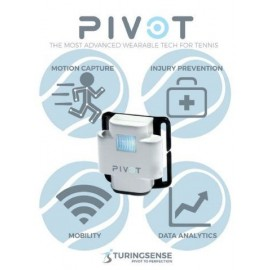 PIVOT - The Game-Changing Wearable for Tennis