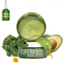 Plantifique - Superfood Marine Clay Mask