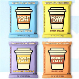 POCKET LATTE - Ready To Eat Coffee