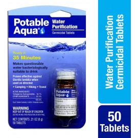 Potable Aqua Purification Tablet