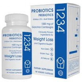 Probiotic Prebiotics 1234