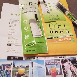 pureLYFT Energy Stir Sticks