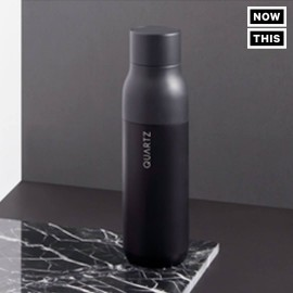 QUARTZ Bottle - Self Cleaning Bottle