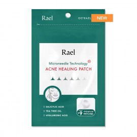 Rael Microneedle Acne Healing Patch
