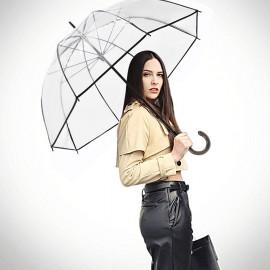 Rainbrace Clear Bubble Umbrella