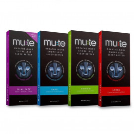 Rhinomed Mute Breathe More Snore Less