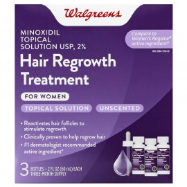 Rogaine Extra Strength Hair Solution