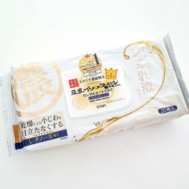 SANA - Nameraka Honpo Wrinkle Sheet Mask N