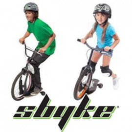 Sbyke scooter-bike