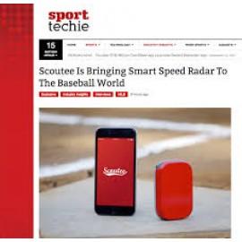 SCOUTEE - Smart Speed Radar