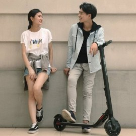 SEGWAY Foldable Ninebot eScooter