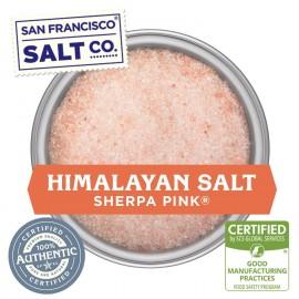 SF SALT - Sherpa Pink Himalayan Salt
