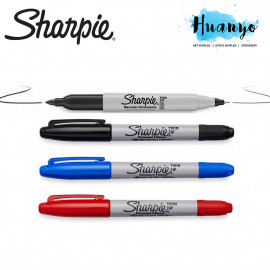 Sharpie Twin Tip Permanent Markers