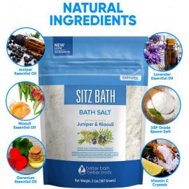 Sitz Bath Soak Epsom Salt